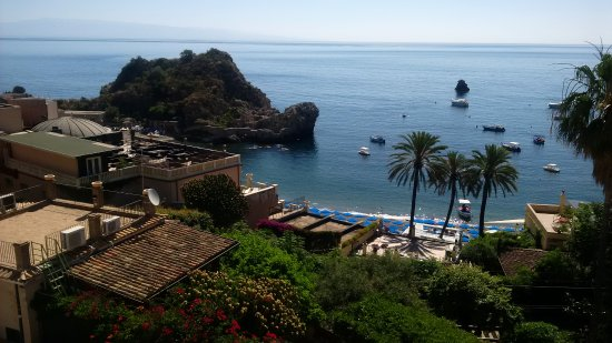 Villa Arianna: Wonderful view from Eagle room