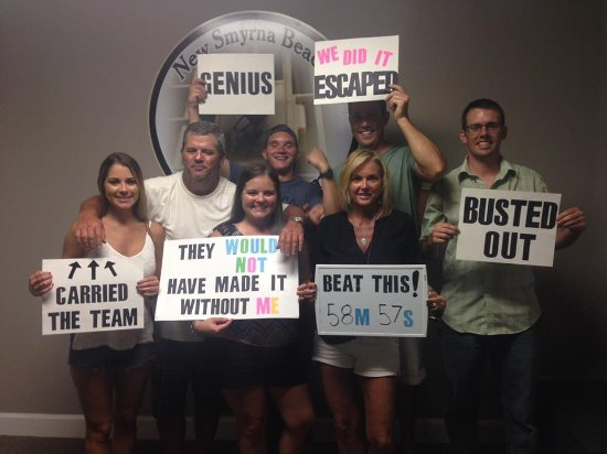 New Smyrna Beach Escape Room