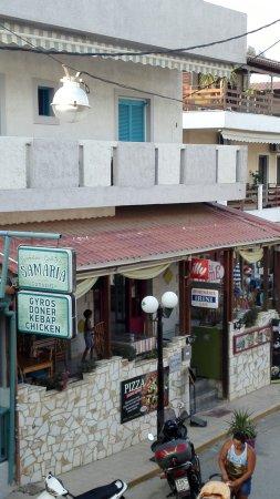 Irini Apartments Restaurant