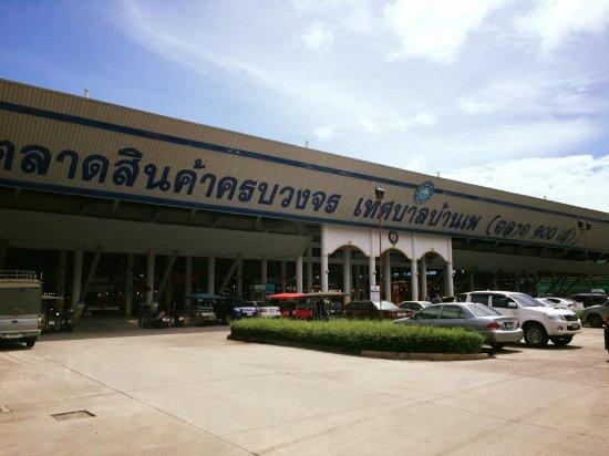 Phe, Thailand: ตลาด 100 เสา
