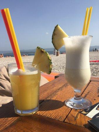 Echt cooler Beach Club. Tolle Mucke, super zum abhängen und chillen ...