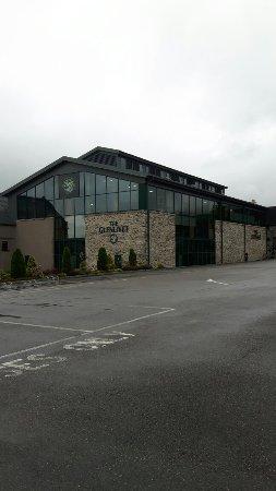 Glenlivet, UK: Genuin guidad tur genom distilleriet
