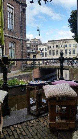 La Terrazza Picture Of De Laatste Kruimel Amsterdam