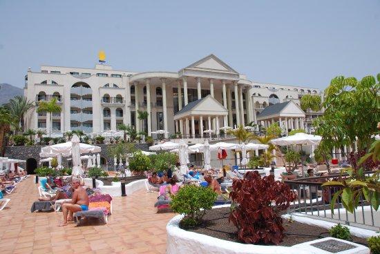 Bahia Princess Hotel Photo