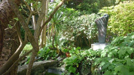 Garten Skulpturen Eine Einheit Picture Of Barbara Hepworth