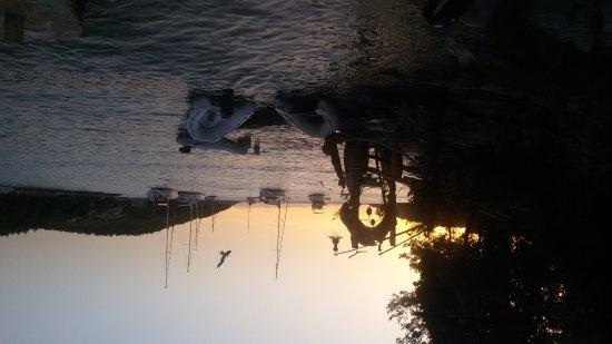 Konoba Arsenal: der Ausklang beim Sonnenuntergang