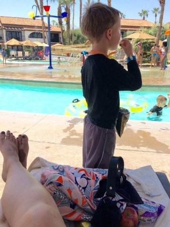 Omni Rancho Las Palmas Resort & Spa: Paradise...