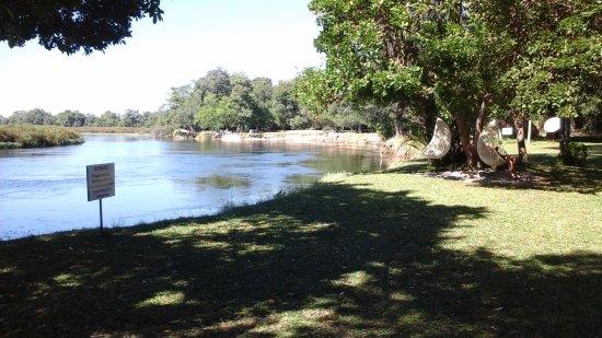 Bilde fra Shakawe