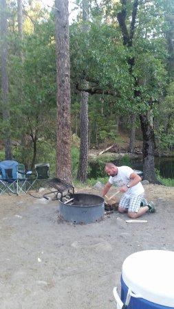Wawona Campground: 20160621_192509_large.jpg