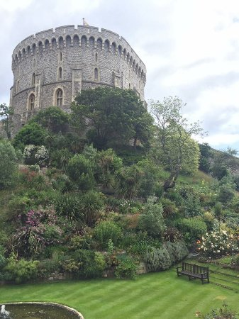 Castello di Windsor: Beautiful Gardens