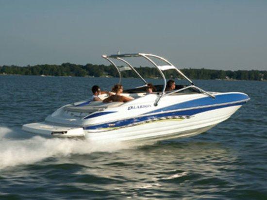 Pier Water Sports : 18.5'    225 HP
