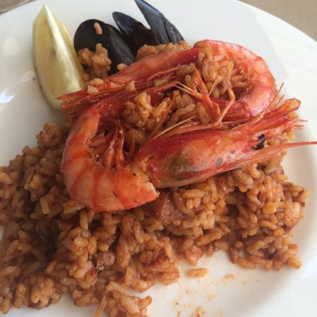 Rodizio Papalus Restaurant: Tercer plato de menú de domingo