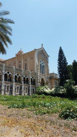 Ramla, Israel: חזית המנזר