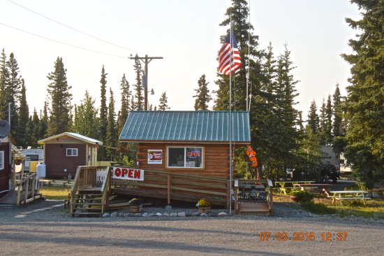 Northern Nights Campground and RV Park: Camp Office