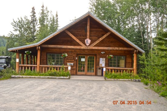 Wrangell-St Elias National Park and Preserve, อลาสกา: Visitors Center