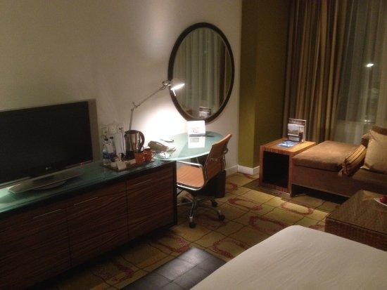 Le minibar. - Picture of Al Salam Rotana Hotel, Khartoum - TripAdvisor