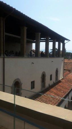 Terrazza Panoramica Con Bar Ristorante Verone Al 3 Piano