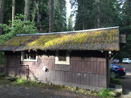 Union Creek Resort: Cabin