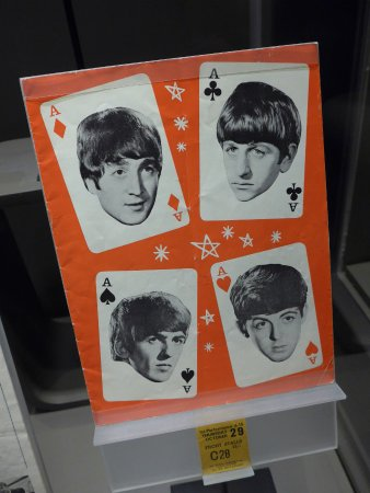 """Henry-Ford-Museum: """"The Magical History Tour: A Beatles Memorabilia Exhibition"""", The Henry Ford Museum"""