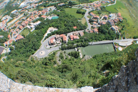 l\'altezza! - Picture of Guaita, City of San Marino - TripAdvisor