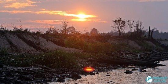 Tenggarong, Indonesia: Salah satu view di Cagar Alam Muara Kaman Sedulang