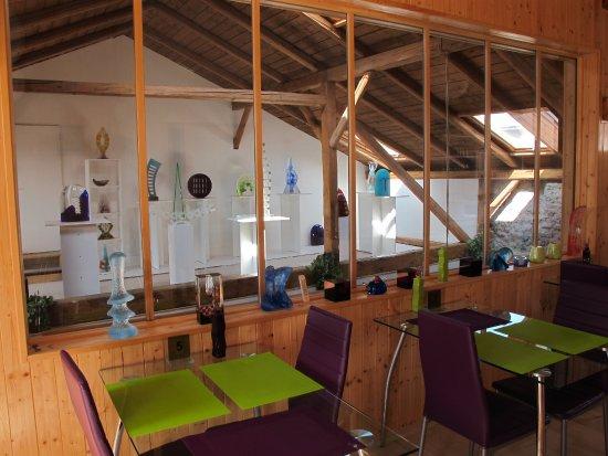 Skrdlovice, Tschechien: Studio Glass Doležal - hezké ubytování na Vysočině