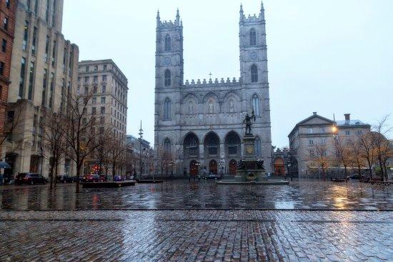 Montreal, Canadá: rainy day