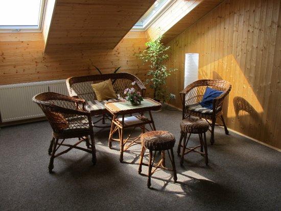Skrdlovice, สาธารณรัฐเช็ก: Studio Glass Doležal  - hezké ubytování na Vysočině
