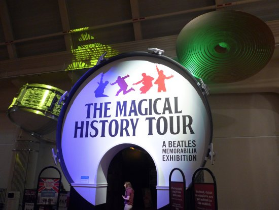 "‪مجمع متاحف هنري فورد: ""The Magical History Tour: A Beatles Memorabilia Exhibition"", The Henry Ford Museum‬"