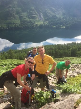 G Adventures Lake District ... de Mobile Adventure - Day Adventures, Keswick - TripAdvisor