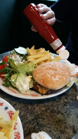 Hockliffe, UK: Acme Burger