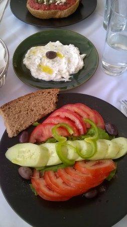 The Greek Recipe