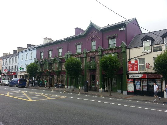 Castle Hotel and Leisure Centre: 20160626_160050_large.jpg