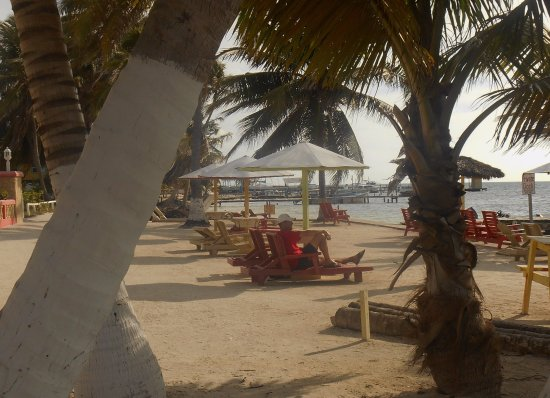 Tropical Paradise Hotel: relax on the quiet beach