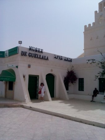 Musee du Patrimoine Traditionnel Djerbien: Вход в музей