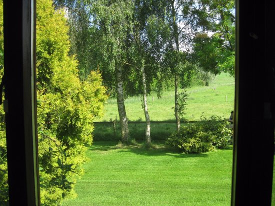 Lutterworth, UK: view from bedrooms