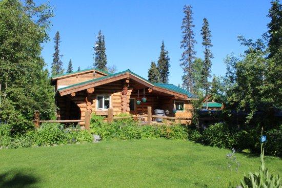 Gate Creek Cabins: Main office