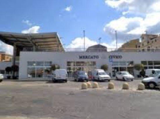 Mercato Civico di Sassari