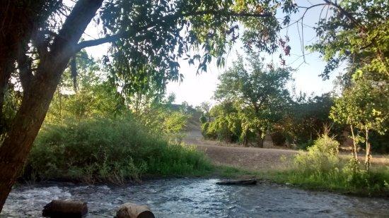 Taos Pueblo: деревня около пуэбло