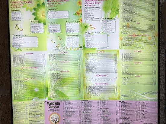 Mandarin Garden, Peebles - Restaurant Reviews, Phone Number & Photos ...