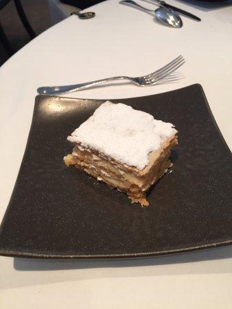 Gill: Dessert : Mille feuille