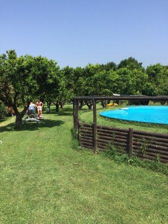 Flegrea House - Casa Rosa