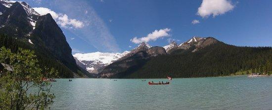Fairmont Chateau Lake Louise: Lake Louise
