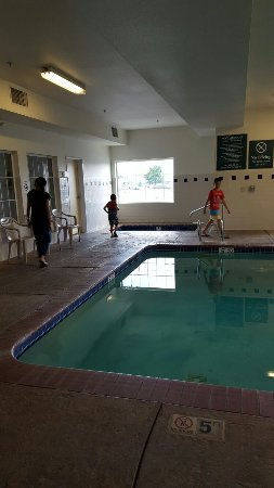 White City, Oregón: Indoor pool
