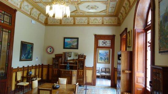 Can Prunera interior: fotografía de Museu Modernista Can Prunera, Sóller - Tr...