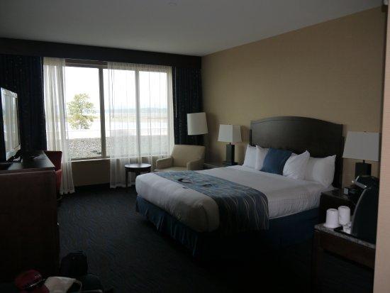 Swinomish Casino & Lodge: Our room