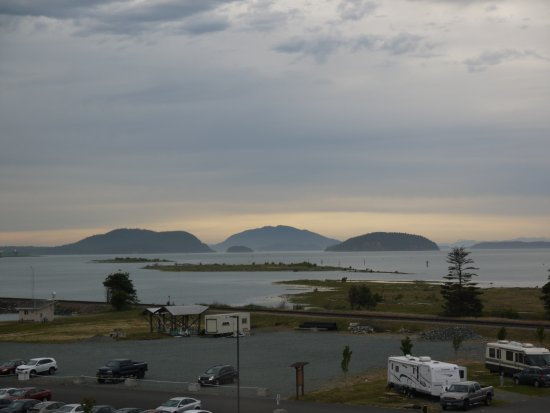 Swinomish Casino & Lodge: View from our room