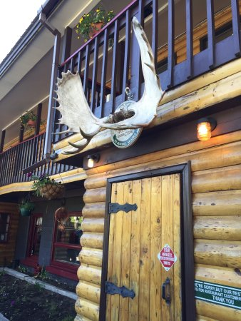 Trail Lake Lodge Restaurant: I had such an amazing time here. Everyone was so friendly and helpful in every way. Food was awe