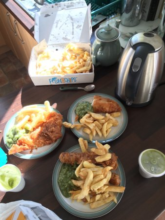 Johnson's Fish & Chip shop