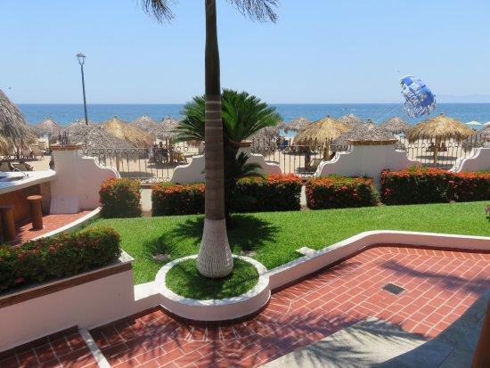 Tropicana Hotel: Acceso a la Playa desde el Hotel